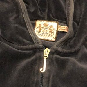 Tops - Juicy Couture Velour Tracksuit Top